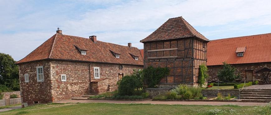 Konradsburg - Hof