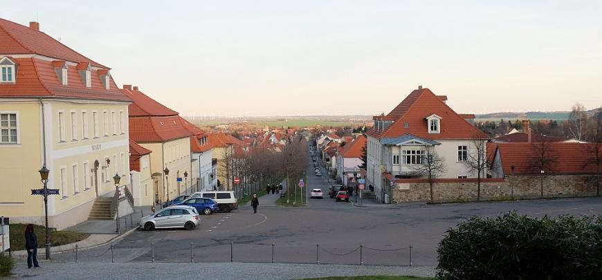 Ballenstedt - Schlossallee