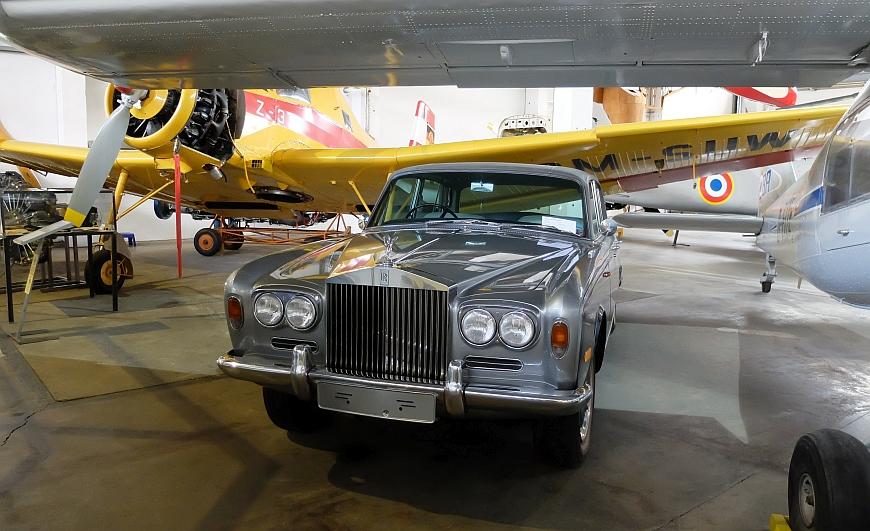 Luftfahrtmuseum Wernigerode - Rolls Royce