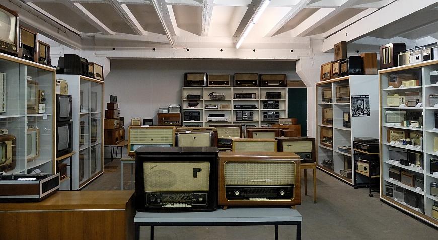 Luftfahrtmuseum Wernigerode - Sammlung von DDR-Rundfunktechnik