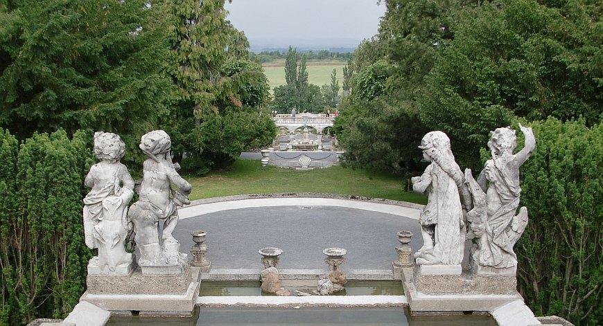 Roseburg - Wasserspiele