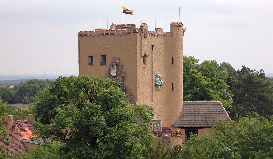 Roseburg - Wohnturm