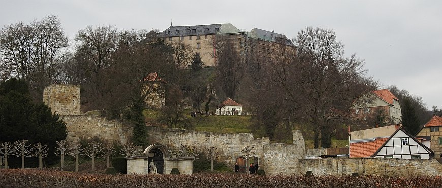 Blankenburg - Grosses Schloss