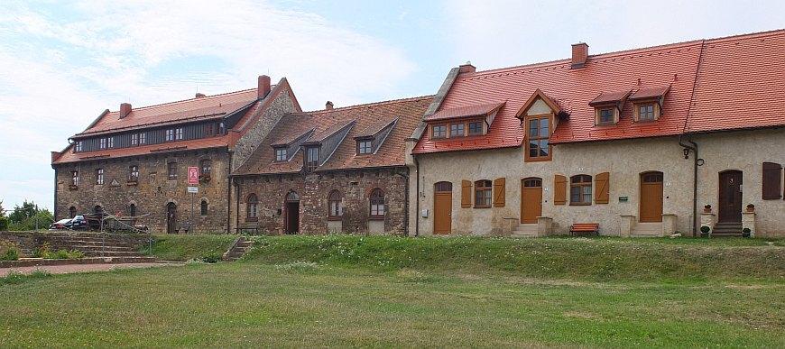 Konradsburg - Wohngebäude