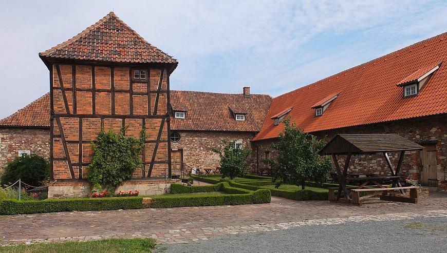 Konradsburg - Brunnenturm