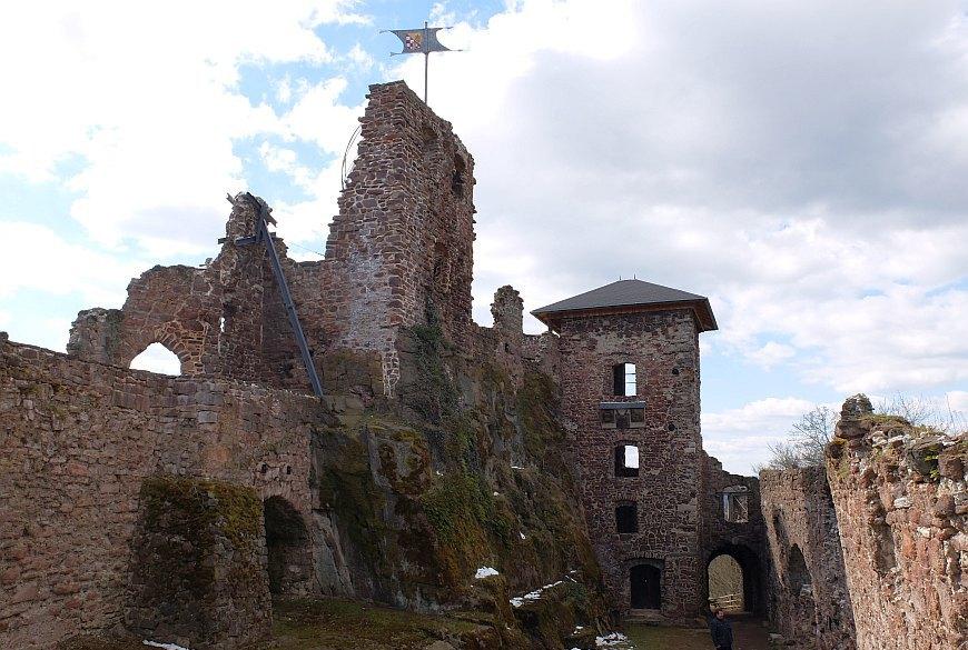 Burgruine Hohnstein (Harz)