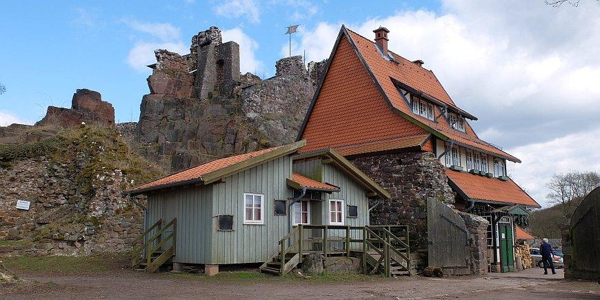 Burggasthof Burg Hohnstein