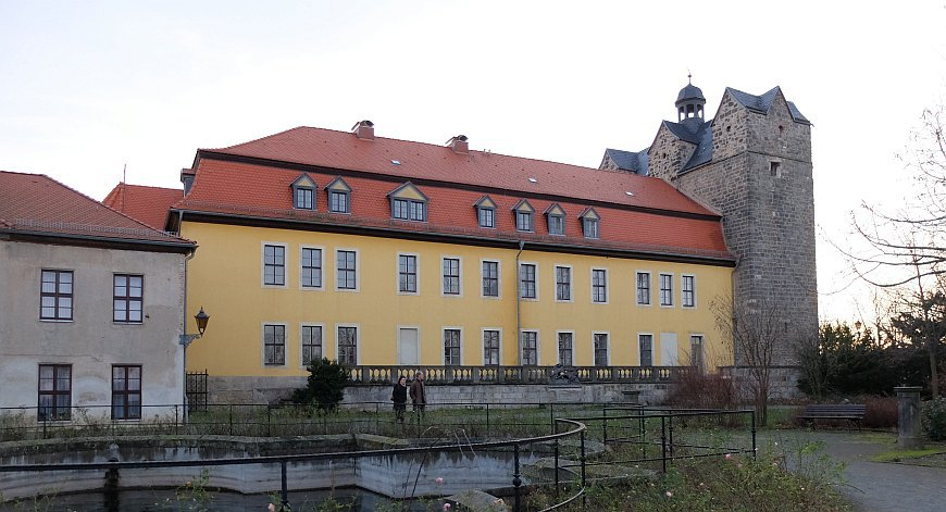 Ballenstedt - Schloss und Burgturm