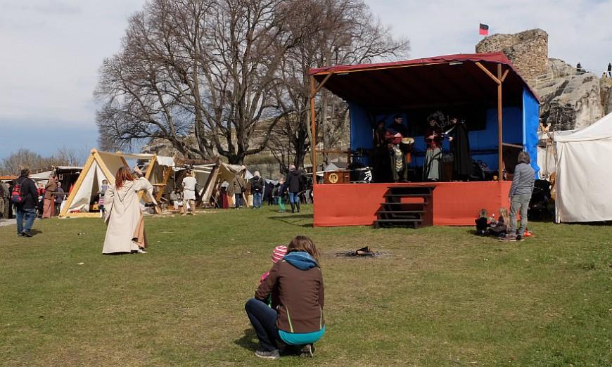 Burg Regenstein - Wikingerfestspiele 2016.