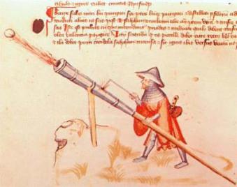 Stangenbüchse (aus Belifortis)