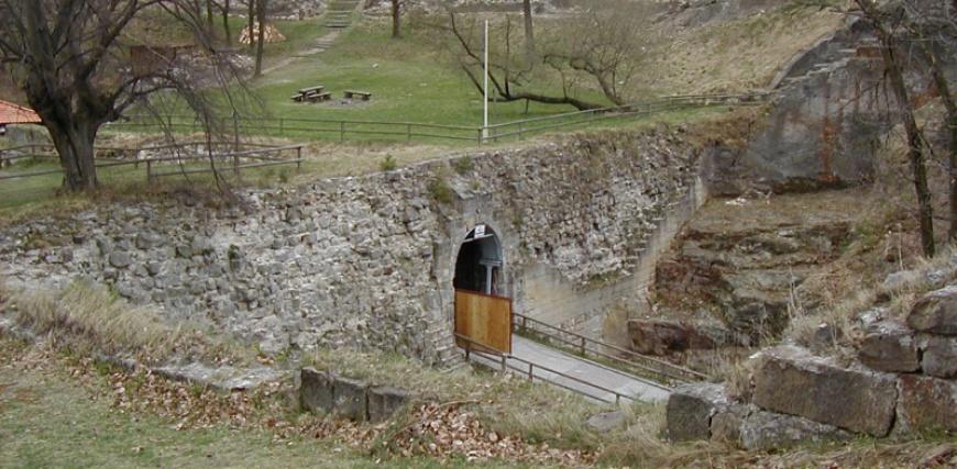 Festung Regenstein - Torkurtine