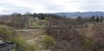 Regenstein - Blick vorn der Oberburg auf die Festung [04/2003 OLYMPUS 500]