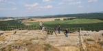 Regenstein - Blick nach Osten [08/2013 FUJI X10]