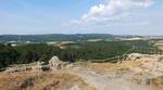 Regenstein - Blick nach Südwesten auf den Harz [08/2013 FUJI X10]