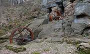 Regensteinmühle, Wasserräder