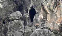 Das Schwarze Loch im Regenstein.